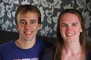 Joel and Bekah Callow - Friends International in Norwich